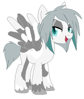 Winter Pony Request by ItsAndromeda