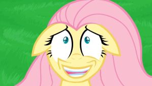 Fluttershy [SMILE] HD by FlutterAlex