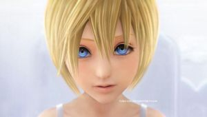 Young Namine by tian-cai