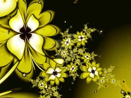 May yellow blossoms 2 by roup14