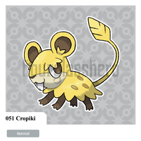 051 Cropiki by HourglassHero