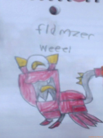 Flamzer by kindraewing