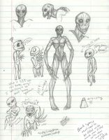 SCP-513 Doodles and Whatnot by RoomsInTheWalls