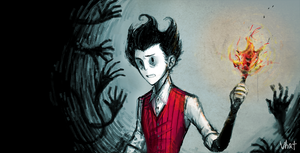 Don't Starve by vhat123