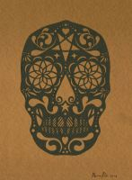 Sugar Skull by GracePark