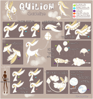 Specie GUIDELINE : QUILION - Closed Species by Piffi-adoptables