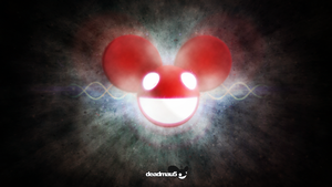 Wallpaper ~ Deadmau5. by Mackaged