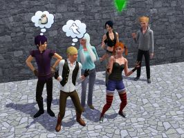Screenshot EO sims 3 by Gragalit