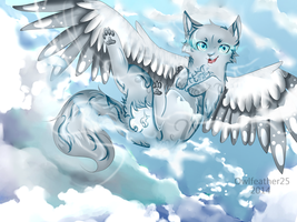 stormbreeze-cat - :aT: by Owlfeather25