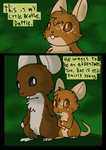 Dotty Dor and the Great Max-Beast (Intro) - pg 4 by Snow-ish
