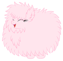 Monthly Challenge #1 - Post 3 - Fluffle Puff by SilverRomance