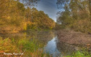 Hungarian landscapes.Danube-River. HDR.(soft) by magyarilaszlo