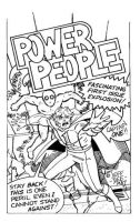 Power People by JeffDee