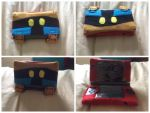 New Final Fantasy 3Ds Vivi case by shibblesgiggles01