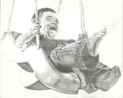 Just a-Swingin' by portraitsRme13