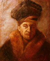 After Rembrandt by LauraWilde