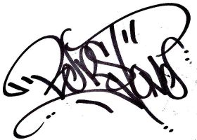 berst handstyle by JeremyWorst