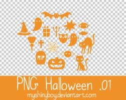 PNG Halloween .01 by MyShinyBoy