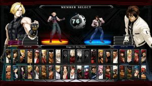 KOFXIII MUGEN RELEASE by EnlightendShadow