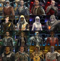 Star Wars - The Requin Legacy by CodyMenzies