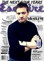 Esquire, February 2013 by nottonyharrison