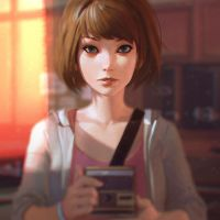 Max Caulfield by KR0NPR1NZ