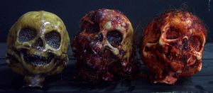 Child Skulls 2 by gorkafx