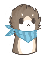 My Scarfblob :D by Clouded-Sky