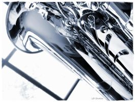 Larry the Alto Sax by LassieBob