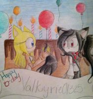 Happy Birthday Valkyrie01325 by Shadowberry3