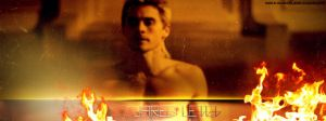 Jared Leto Fire  Fb Cover by lovelives4ever