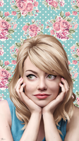 Emma Stone by FISHNONES