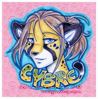 Badge :: Cybre by cybre