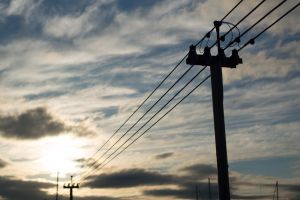 2013-06-02: Power Lines by indybird