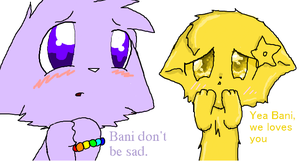Bani dont be sad please by MissKittens
