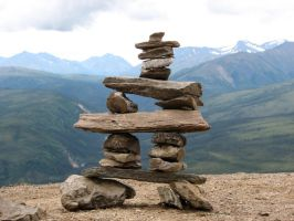 The Inuksuk by Roland3791