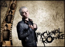 Mcr the black parade by Featherdream