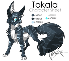 Commission - Tokala by linai