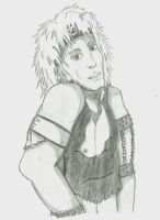 Vince Neil by Rin4