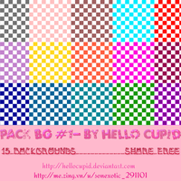 Pack BG #1- By Hello Cupid by HelloCupid