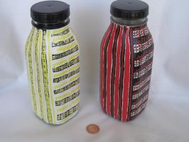 Salt 'n' Pepper Shakers by kampfly