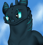 I'm cute? by ToothlessFury26