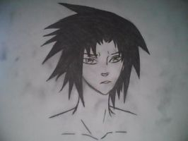 shippuden sasuke by Sasuke-fan