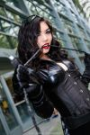 WonderCon 2014 - Catwoman by BrianFloresPhoto