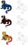Closed Species Auction - Froothin -Open- by Alpine-Dragon-Queen