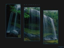 Waterfall by george-o