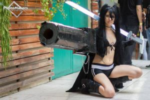Black Rock Shooter by JNCosplayers