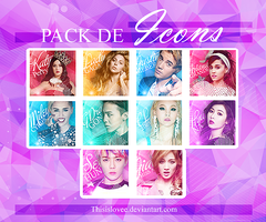 +Pack de 10 icons by ThisIsLovee