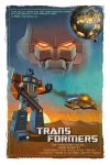 Transformer Circus Poster by Teyowisonte