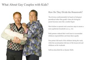 Labor in the Home - Gay Couples with Children by Nayias01